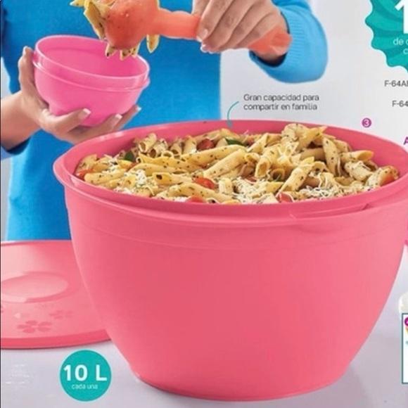 Tupperware Maxi Bowl 10 Liter